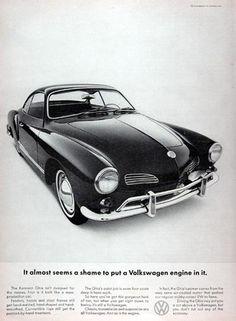 Volkswagen Karmann Ghia [1965]