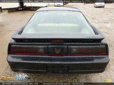 1987 Pontiac Firebird GTA Trans Am Black / Beige Photo #4 Trans Am Gta, Pontiac Firebird, Dream Cars, Beige, Vehicles, Pictures, Black, Photos, Black People