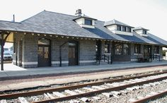Reading RR Station, Quakertown, PA train station | Flickr  Constructed 1902, no longer used as a RR depot.
