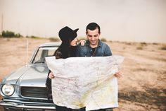 Travelin' Light - New Darlings - Road trip