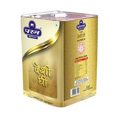 Ghee consists of pure clarified milk fat derived solely from milk, desi (cooking) butter or cream to which no colouring matter is added. Desi Ghee, Clarified Butter, Food Preparation, Chefs, Colouring, Buffalo, Household, Milk, Fat