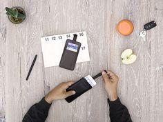 iPhone case Black - LOST & FOUND accessoires