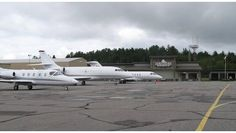 One step closer to a commercial airline in #muskoka