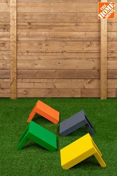 Keep the kids and pets entertained outdoors with a DIY obstacle course. Shop the supplies and create one of your own. Backyard Obstacle Course, Kids Obstacle Course, Fun Backyard, Outside Activities, Family Activities, Make Money Now, Make Money From Home, Outdoor Entertaining, Outdoor Fun