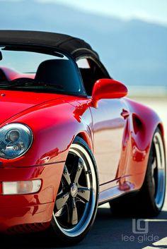 Porsche 993 Speedster | Keep The Class ♤ ✤ LadyLuxury ✤