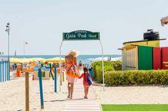 Alba Adriatica - private beach
