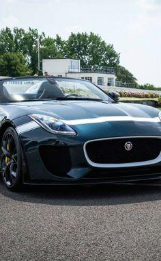 Jaguar F-type Projet 7