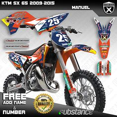 28 Ktm Graphics Kits Ideas Ktm Ktm Exc Kit