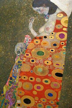 Gustav Klimt  Hope