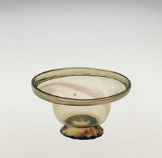 #Roman #Glass: Bowl, possibly 300-525 | Corning Museum of Glass
