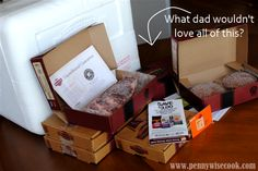 father's day gifts omaha steaks