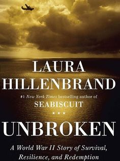 The newest One Book One Springfield is Laura Hillenbrand's Unbroken.