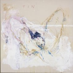 Tracey Emin Ruined (2007) acrylic, oil pastel and pencil on canvas