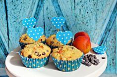 Forró sárgabarack, olvadt csokoládé, puha, vaníliás piskóta... Muffin, Cupcake, Breakfast, Blog, Morning Coffee, Cupcakes, Muffins, Cupcake Cakes, Blogging