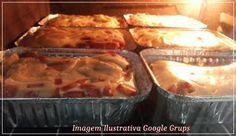 Saída de Emergência: Ganhe Dinheiro na sua Cozinha com Torta Salgada na...TORTA DE QUEIJO E BACON NA MARMITA