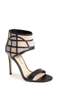 Via Spiga 'Tyndra' Ankle Cuff Sandal (Women) | Nordstrom