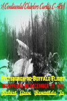 A Continental Charters C-46A Pittsburgh to Buffalo Flight Disappears on December 29, 1951, an ebook by Robert Grey Reynolds, Jr at Smashwords