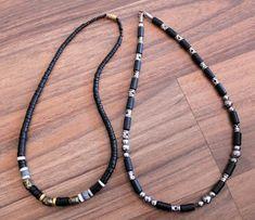Kädenjälkiä - handmade by Eva: Puuhelmet Beaded Necklace, Handmade, Jewelry, Beaded Collar, Hand Made, Jewlery, Pearl Necklace, Jewerly, Schmuck