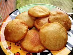 Arepitas fritas dulces con anís,Gastronomia Venezolana.