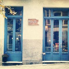 Blanca 6. Precioso restaurante para tomarte algo en calle Blanca de Navarra, en Alonso Martínez