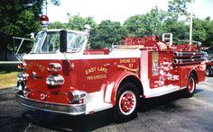 Eastlake Engine 57 - 19__ American LaFrance