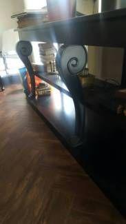 Sideboard Konsole. Sehr massiv! Versand möglich! in Nordrhein-Westfalen - Ratingen   Regale gebraucht kaufen   eBay Kleinanzeigen