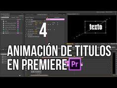 Adobe Premiere Pro - #7: Efectos de transición - YouTube Adobe Premiere Pro, After Effects, Adriana Lima, Video Editing, Filmmaking, Illustrator, Youtube, Editorial, Photoshop