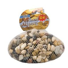 Multi-Toned River Pebbles, 32 oz.