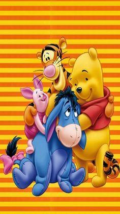 Piglet Winnie The Pooh, Winne The Pooh, Winnie The Pooh Quotes, Winnie The Pooh Friends, Pooh Bear, Disney Winnie The Pooh, Mickey And Friends, Tigger, Eeyore Pictures