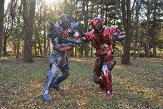 Zero One, Kamen Rider, Power Rangers, Fantasy, Deadpool, Costumes, Superhero, Fictional Characters, Dress Up Clothes