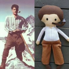 Pier Giorgio Frassati, Catholic Saint, Catholic Toy, Catholic Gift https://www.etsy.com/shop/TheLittleRoseShop