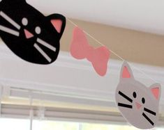Cats In Space Refferal: 9639742302 Kitten Party, Cat Party, Happy Birthday Celebration, Birthday Party Themes, Fete Marie, Cat Themed Parties, Ideas Para Fiestas, Cat Birthday, Party Time
