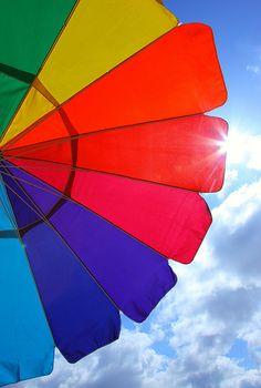 ♥ #rainbow