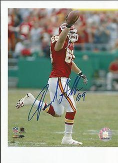 Kansas City Chiefs Jared Allen Autographed 8x10 Photo & COA