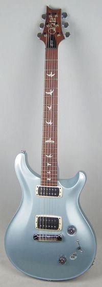 Paul Reed Smith Guitars 408 Standard, Frost Blue Metallic
