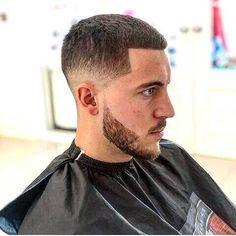 Fade Haircut With Beard, Temp Fade Haircut, Mens Hairstyles With Beard, Beard Haircut, Beard Love, Hairstyles Haircuts, Haircuts For Men, Easy Hair Cuts, Short Hair Cuts