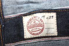 RRL Denim Cowboy Buckle Back Jacket Limited Edition | VINTAGE AMERICANA TOGGERY