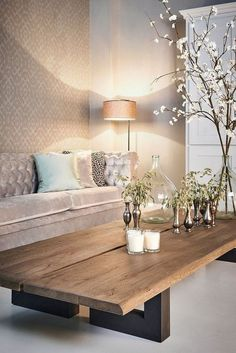 Exciting DIY Coffee Table Inspiration You Should Try To Make - coffee table Decorating - Design Rattan Furniture Rustic Coffee Tables, Diy Coffee Table, Coffee Table Design, Coffee Desk, Coffee Table Grey Living Room, Table For Living Room, Cofee Tables, Coffee Cup, Poltrona Design