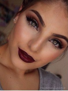 Love the lip color | thebeautyspotqld.com.au