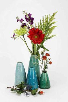 Ceramic Vase - Set Of 4