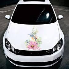 Billedresultat for flower car decals