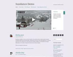 12 New and Free Minimal WordPress Themes
