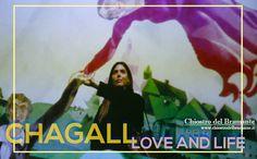 """""""Entra nel quadro"""" Porta con Te un ricordo personale della visita alla mostra #ChagallRoma e del grande amore di Marc e Bella. Nell'ultima sala, il protagonista sei TU! ;) www.chiostrodelbramante.it"""