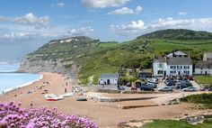 Seatown is a small coastal hamlet less than a mile from the neighbouring village of Chideock, 3 miles to the west of West Bay. The shingle shelving beach is privately owned and is a favourite amongst…