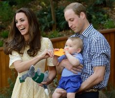 Kate Middleton Pursues Middle-Class Lifestyle: Despite Queen Elizabeth's Protests, Enjoys Park Play Date with Prince George