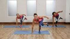 Burn major calories with this 30-minute, full-body cardio workout - you don't even need to leave your home.