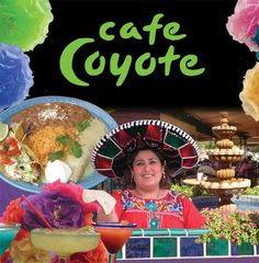 Cafe Coyote is just one of the fabulous places you will try on a tour of #OldTown with #SoDiegoTours #TequilaTacosandTombstones