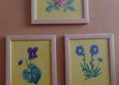 Kvety Frame, Handmade, Home Decor, Picture Frame, Hand Made, Decoration Home, Room Decor, Frames, Home Interior Design