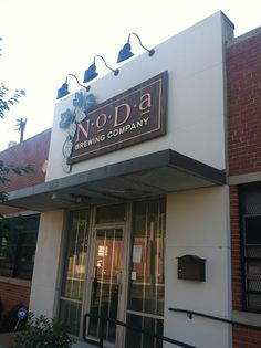 NoDa Brewing, Charlotte, North Carolina