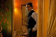 Robert Pattinson as Georges Duroy in Bel Ami